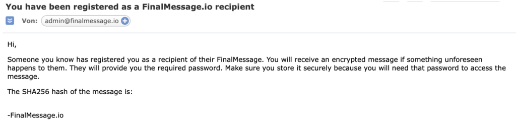 recipient-e-mail-from-finalmessage.io